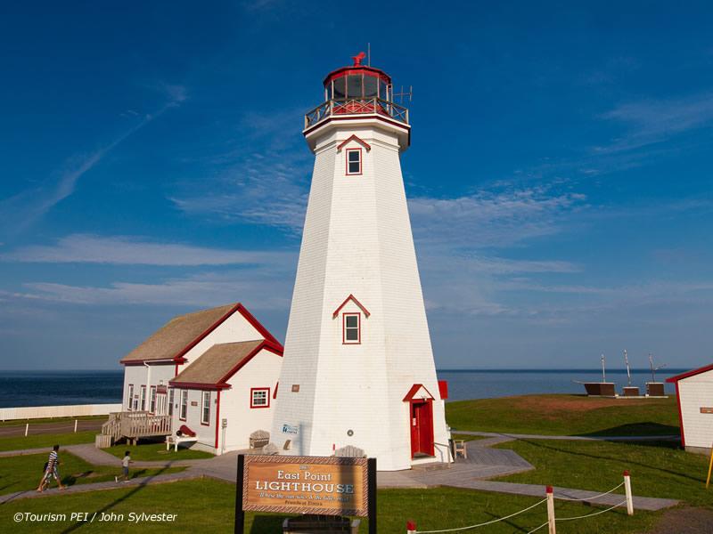 イーストポイント灯台