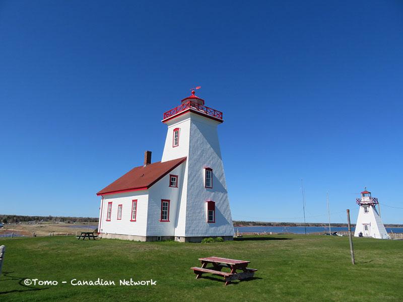 ウッドアイランド灯台